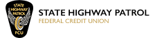 State Highway Patrol Federal Credit Union logo